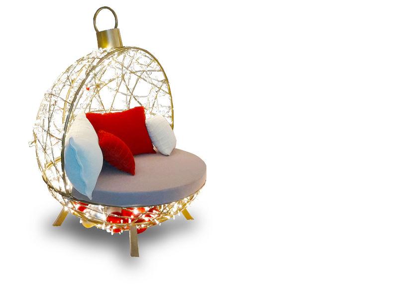 Led Weihnachtsbeleuchtung Ohne Kabel.Festliche Beleuchtung Nel