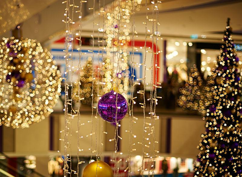 Led Weihnachtskugeln.Festive Lighting Nel