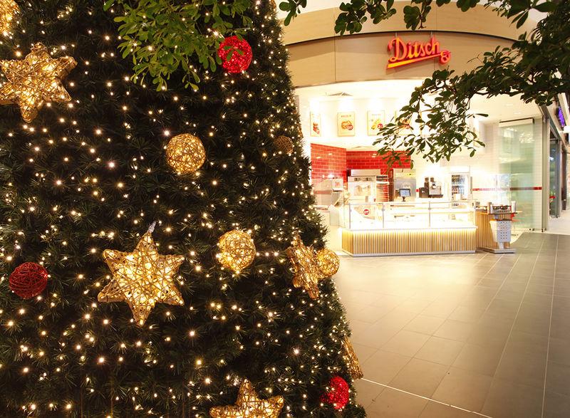 Leasing Weihnachtsbaum.Festive Lighting Nel